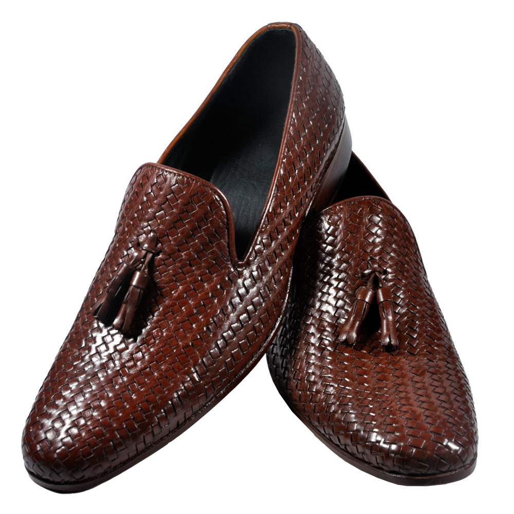 2a65881b71 Buy PURE LEATHER DARK BROWN SHOES - Dezynish